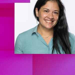 Anastasia Buda, Corporate Citizenship Manager di Samsung