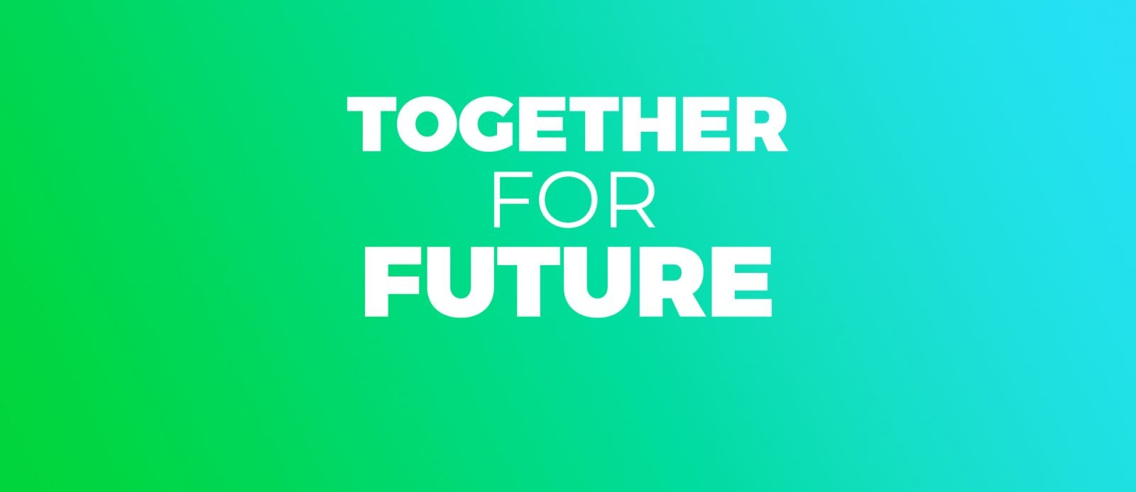 Together for Future